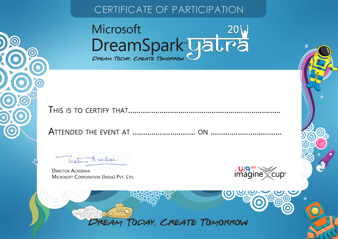 Microsoft Student Partners Hrushikesh Zadgaonkar